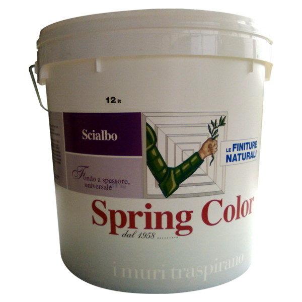 Fondo Scialbo Spring Color Pitturebio