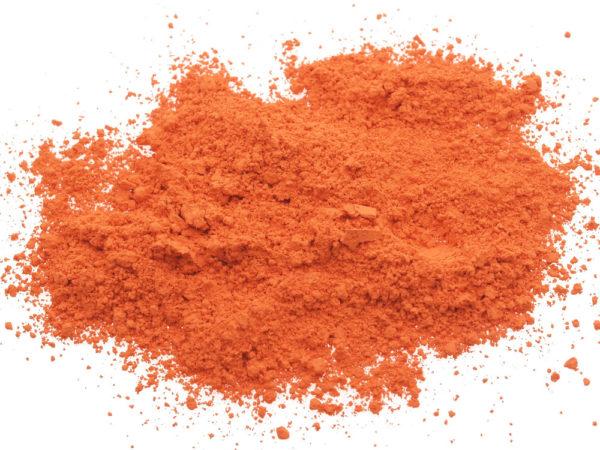 Arancio ercolano colore laccato
