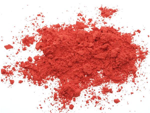 Rosso segnali colore laccato