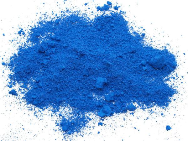 colore naturale blu