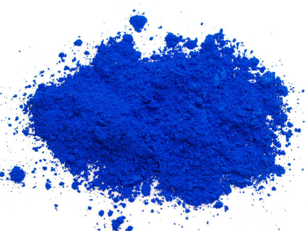 colore naturale blu oltremare