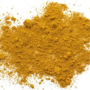 Ossido colore giallo