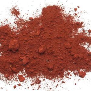 Ossido colore rosso