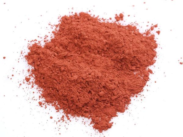 Terra naturale rosso